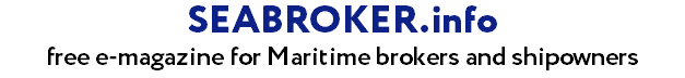 SEABROKER.info free e-magazine for Maritime brokers and shipowners